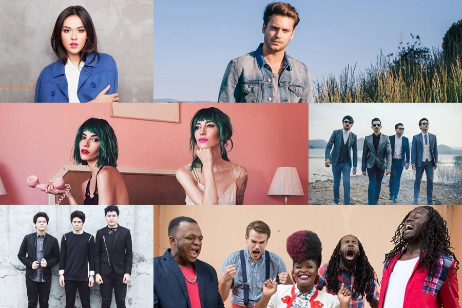 24 acts including The Veronicas announced for Music Matters