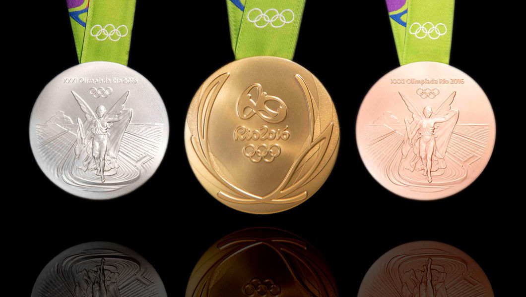 Top 10 Asian countries leading the Rio 2016 Olympics