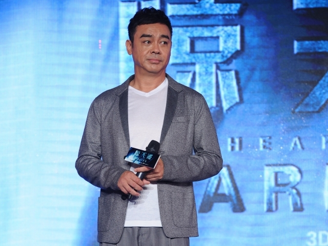 Sean Lau: Comedy is too scary for me!