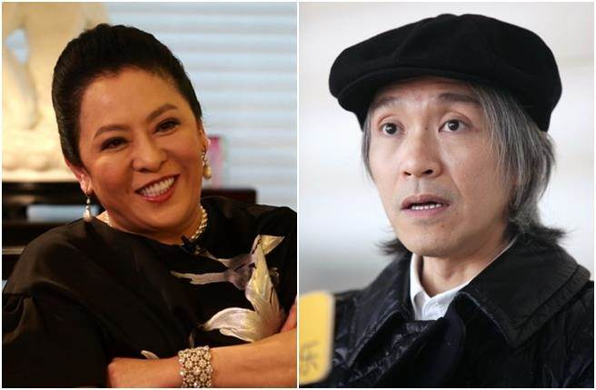 Tiffany Chen not letting Stephen Chow off the hook
