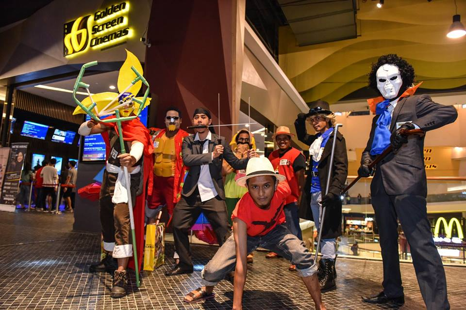 """The largest gathering of """"One Piece"""" cosplayers in Malaysia!"""