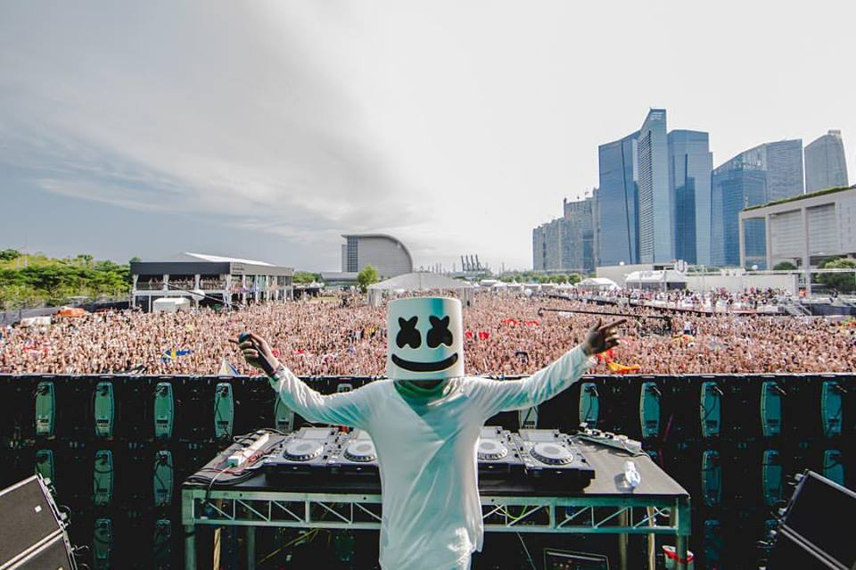 Marshmello is coming to Zouk KL, is he the real deal?