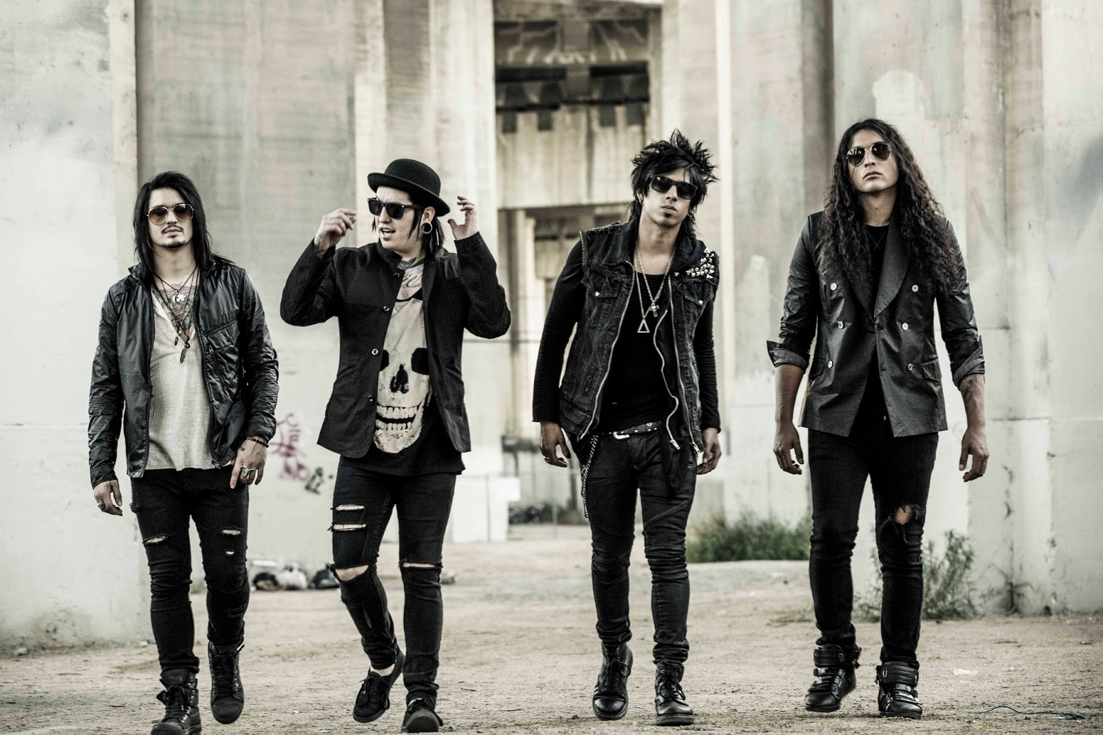 Escape the Fate is coming to Asia!