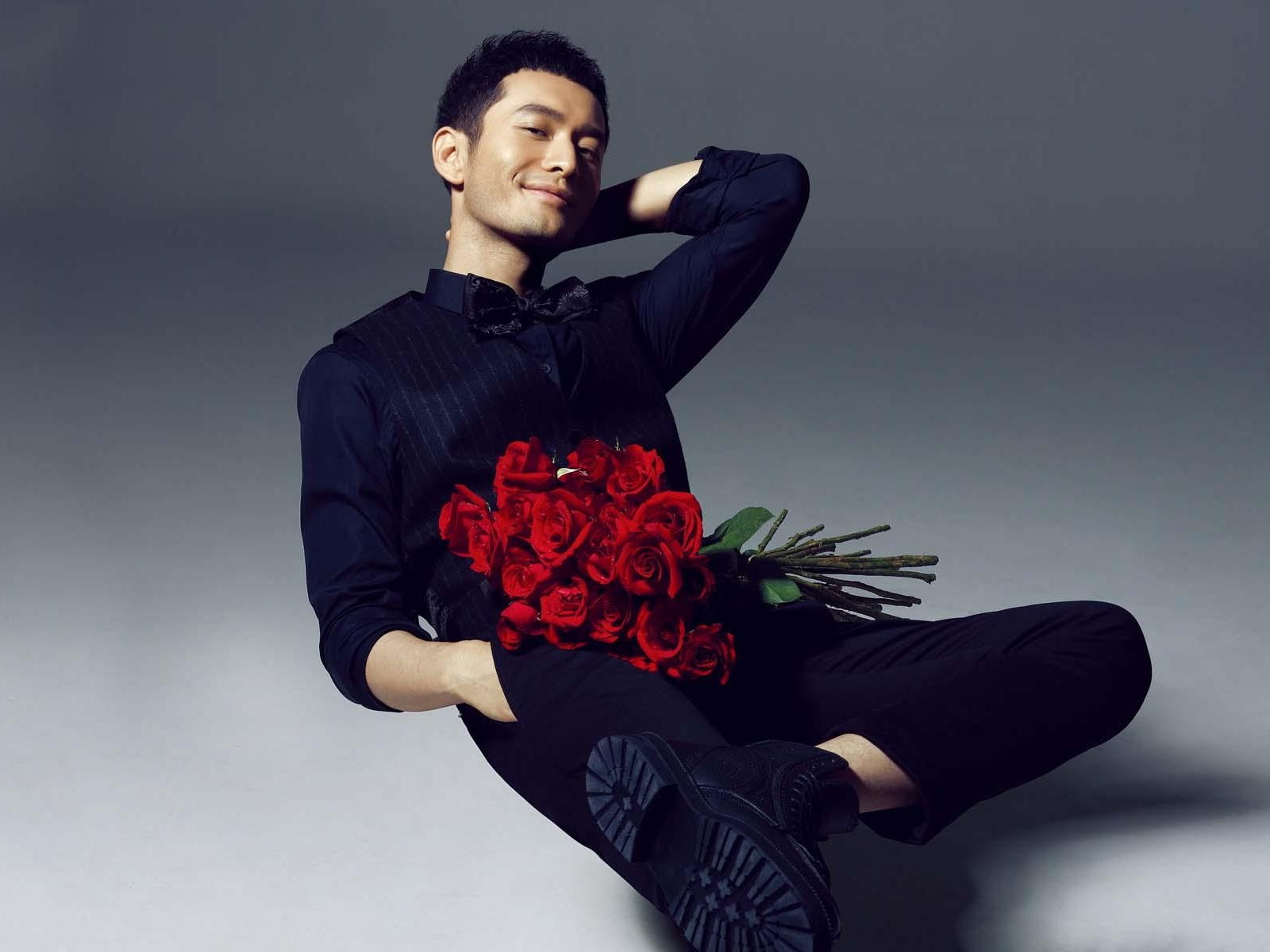 Huang Xiaoming suffered from depression in the past