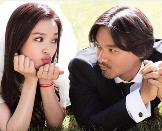 Shu Qi and Stephen Fung have been married for months?