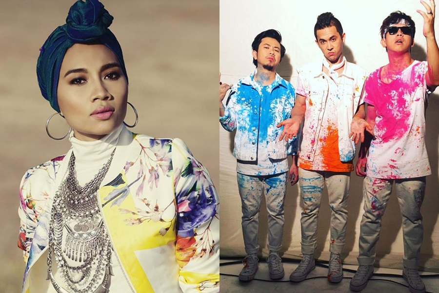 Two Malaysians nominated for MTV's Best Southeast Asia act