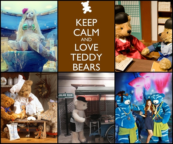 Must-visit Teddy Bear museums in Asia
