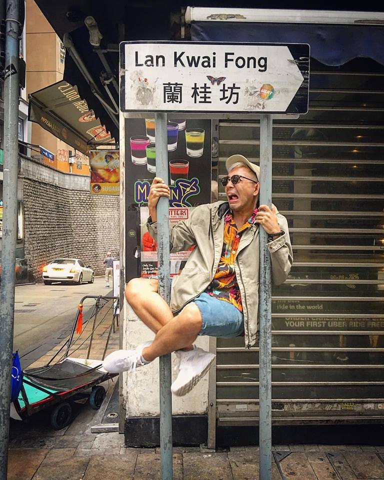 """SonaOne goes on a """"brocation"""" in Hong Kong"""
