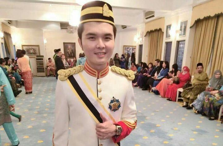 Youngest Malaysian to earn 'Datuk' title