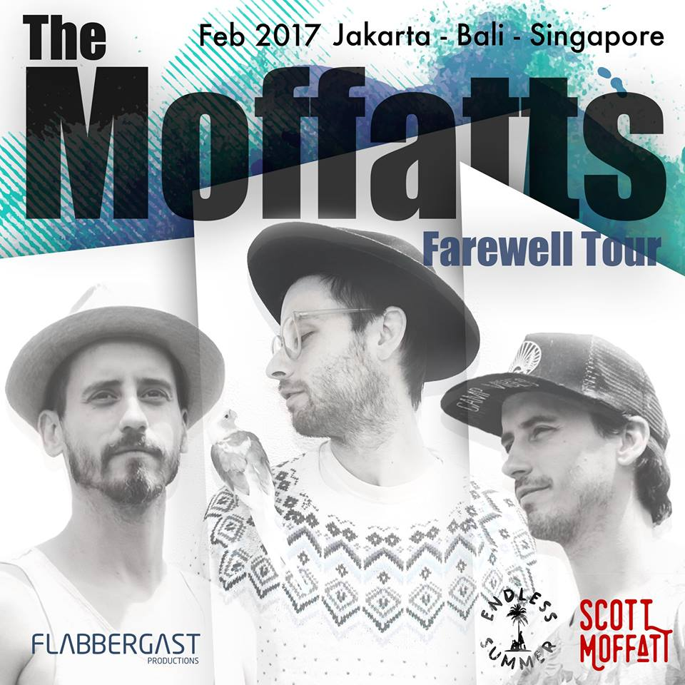 """Update: The Moffatts add Indonesia and Singapore to """"Farewell Tour"""""""