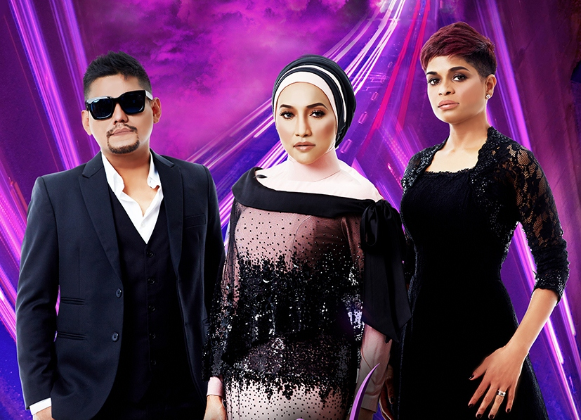Three Malaysian vocal powerhouses to share a stage