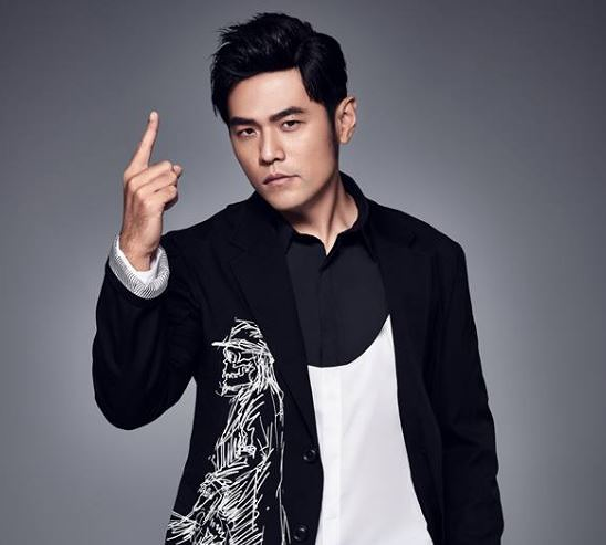 Jay Chou produces his first movie