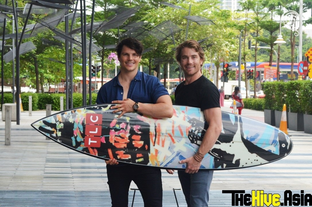 """""""Surfing The Menu"""" returns with Dan and Hayden as new hosts"""