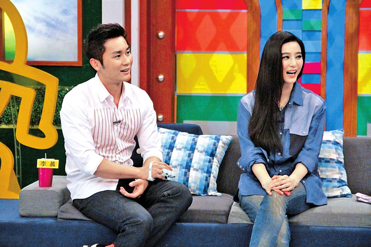 Li Chen wants to direct his own movie