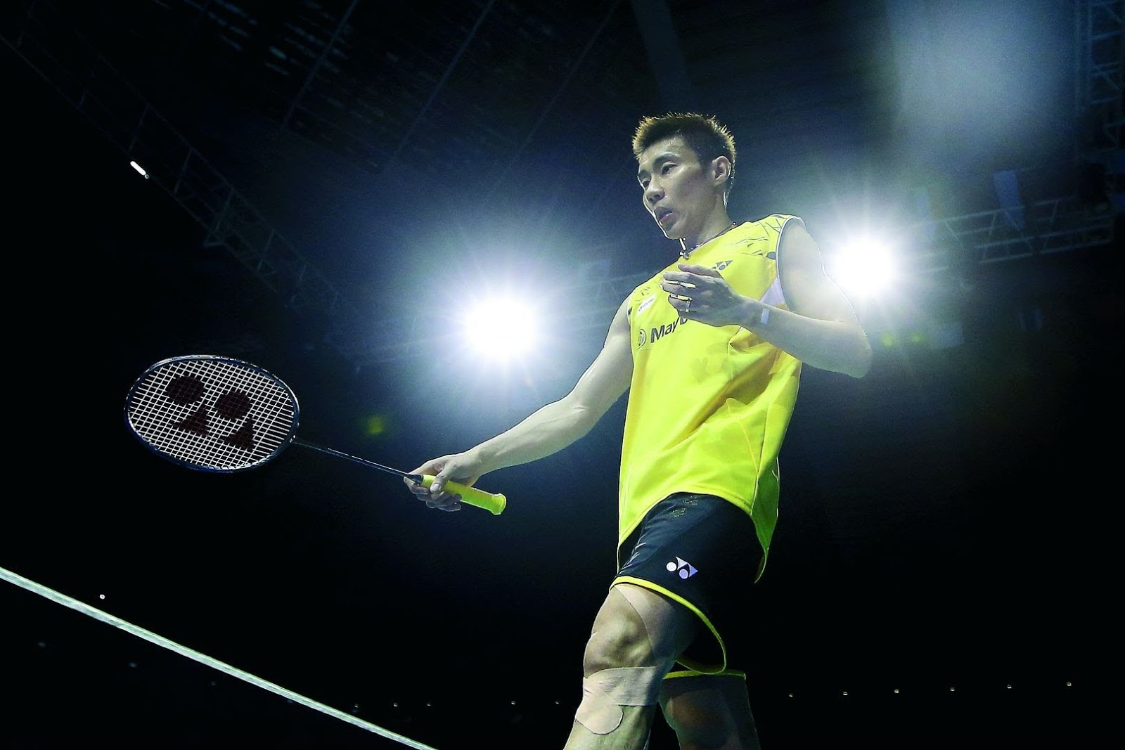 Lee Chong Wei's movie is in the making