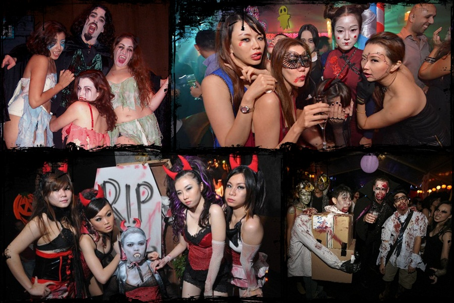 6 spooktastic Halloween parties in Klang Valley
