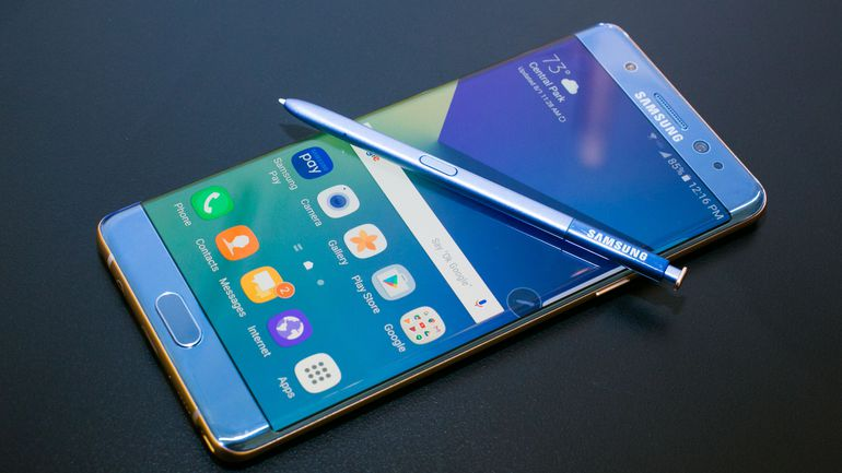 Samsung ends Galaxy Note 7 permanently