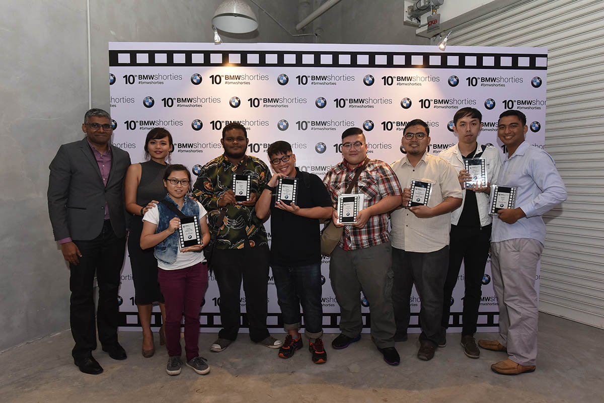 BMW Shorties reveals its 12 finalists for this year