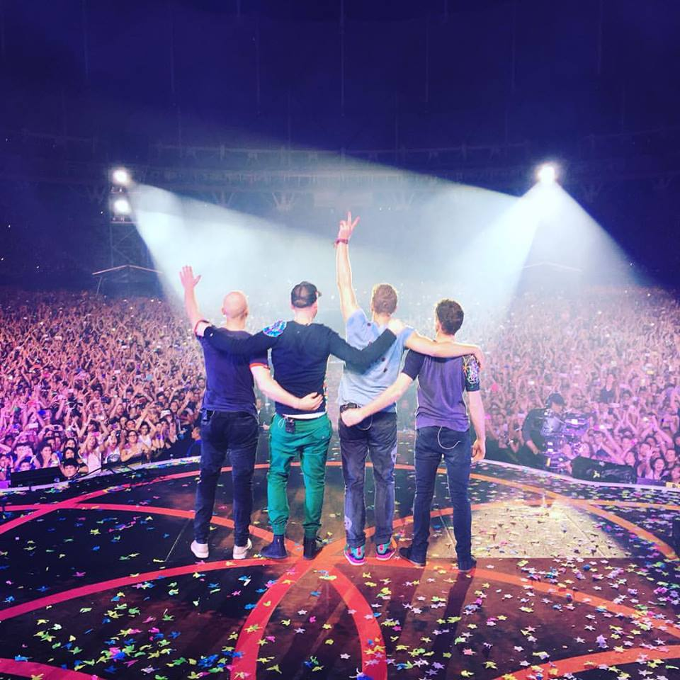 History made, 100,000 Coldplay tickets sold out in Singapore