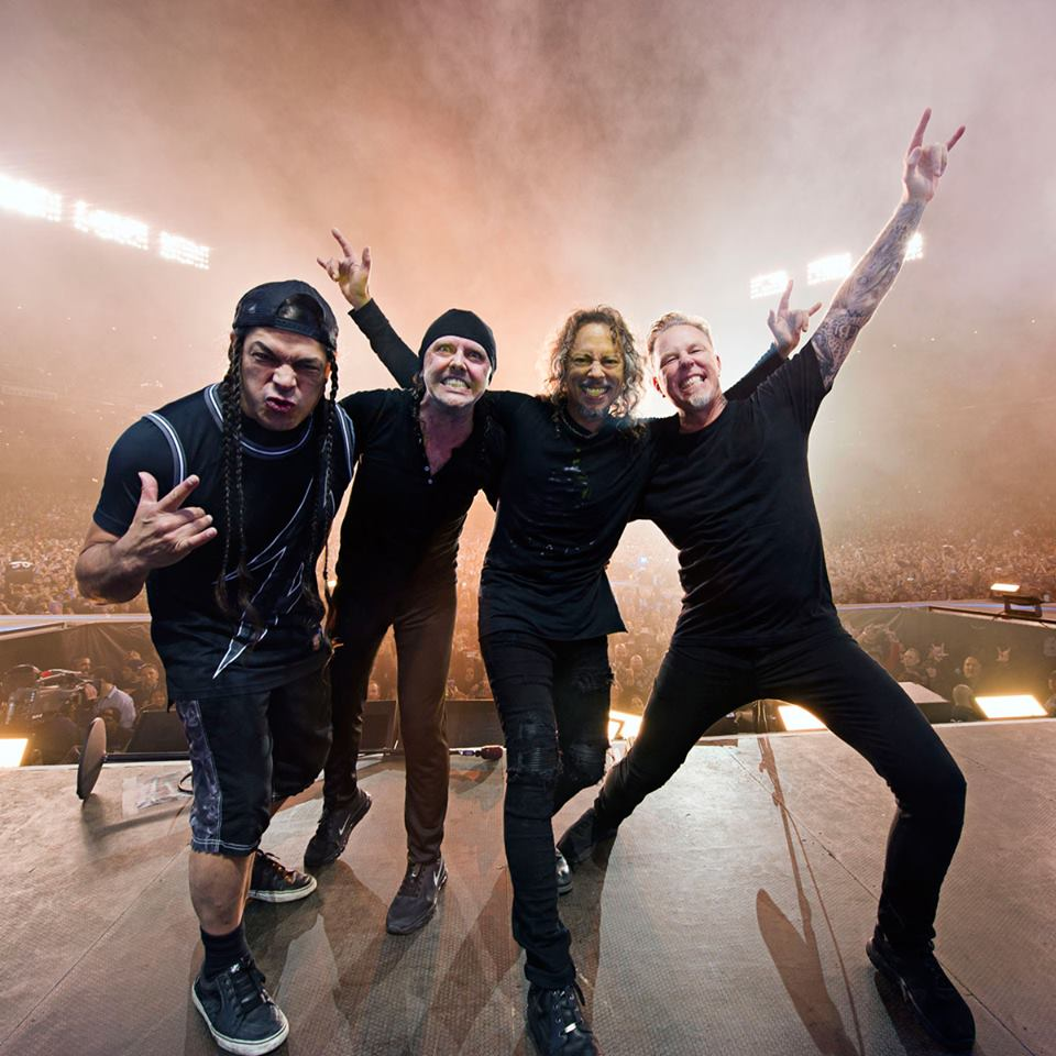 Metallica includes Singapore in upcoming global tour