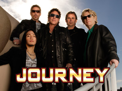 American rock band Journey's to Singapore next year