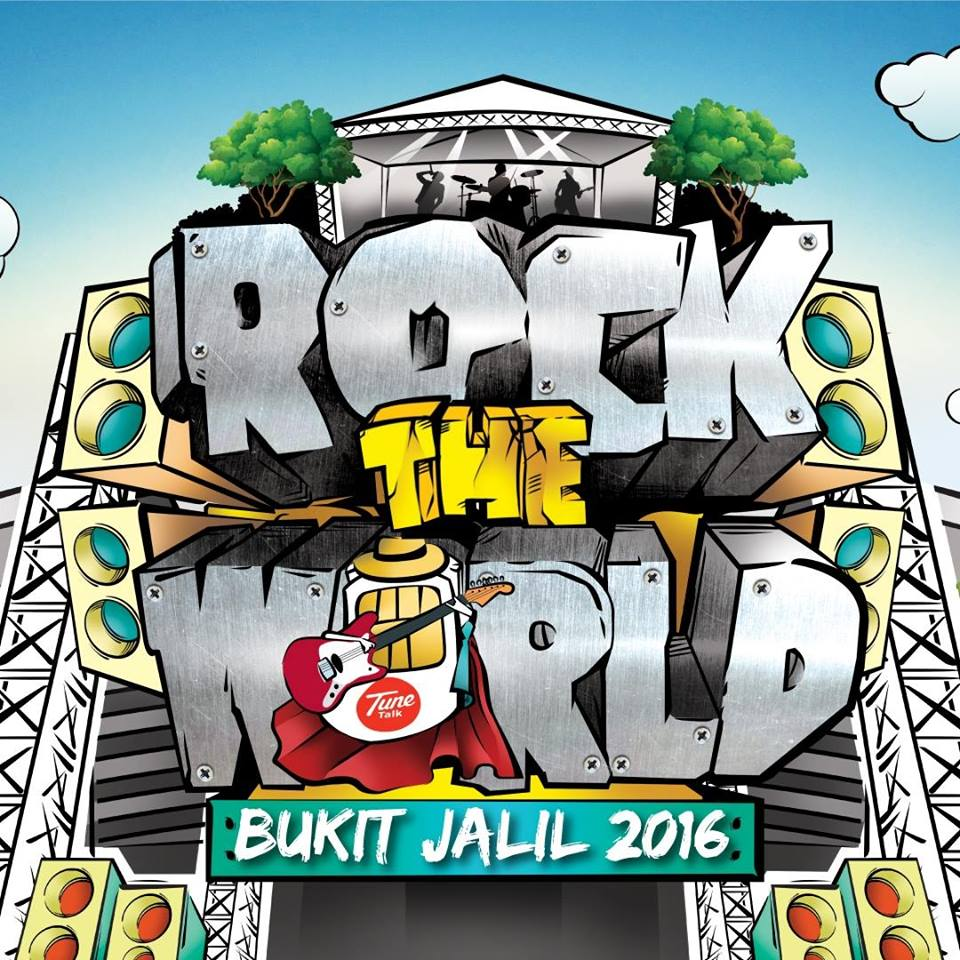 Rock the World returns with smaller line-up and a single stage