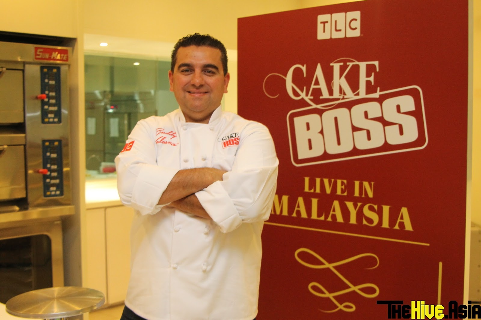 Everything you need to know about the Cake Boss!