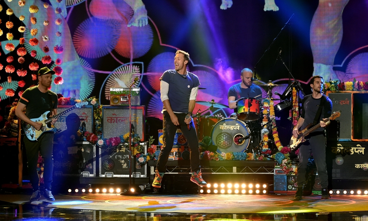 Coldplay adds second show in Singapore to meet demand!