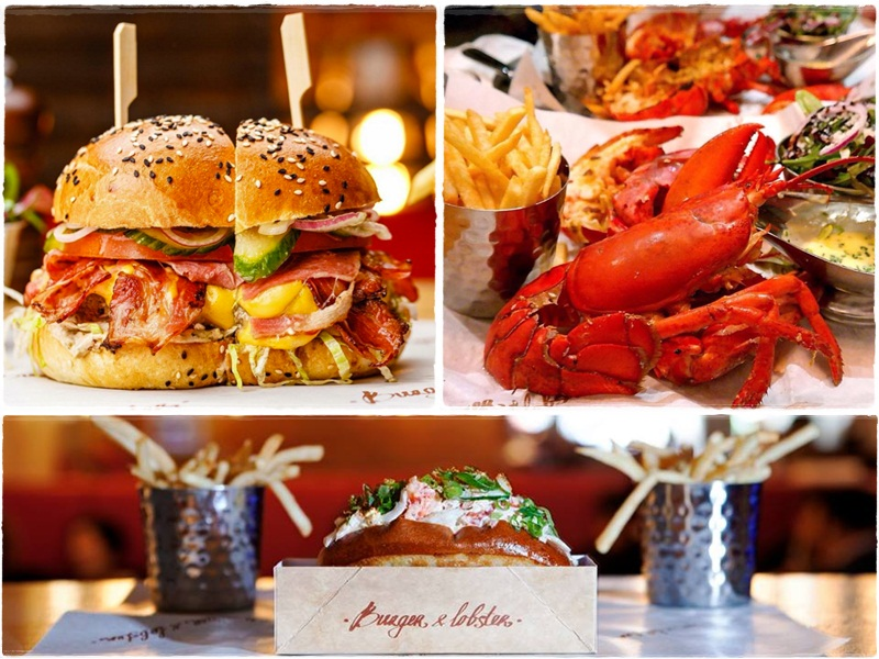London's Burger & Lobster to open in Malaysia