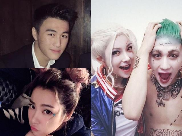 Mario Ho admits he is dating Coco Yuen