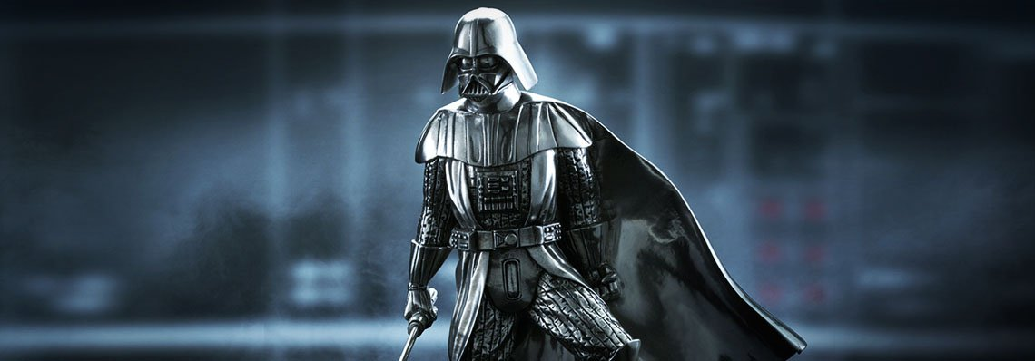 """Royal Selangor launches brand new """"Star Wars"""" figurines"""