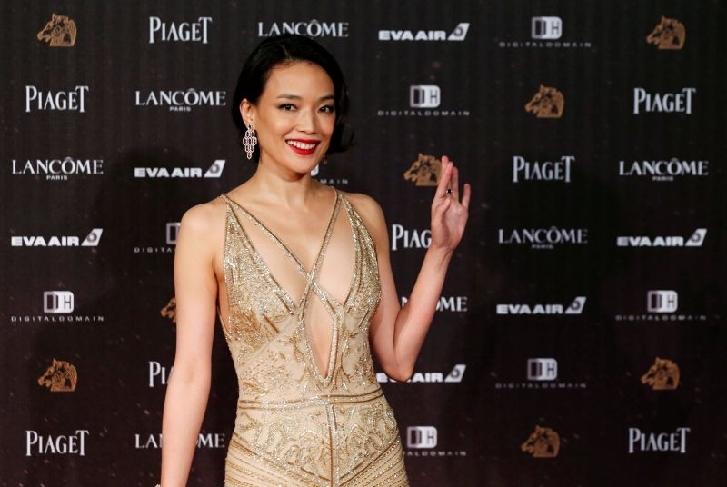 Matilda Tao: Shu Qi knew what I was going to say!
