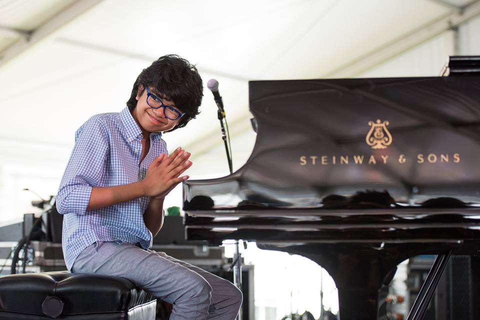 Indonesian child prodigy nominated at the Grammys!