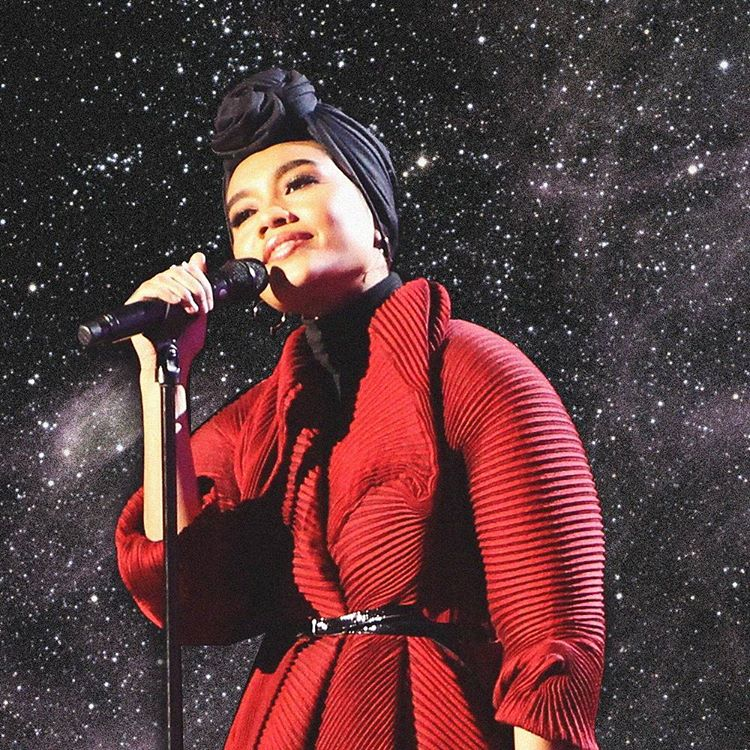 Yuna submits album for Grammy nominee consideration