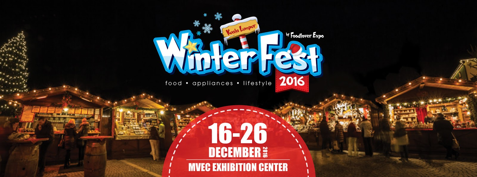 KL Winterfest is coming to Mid Valley exhibition centre