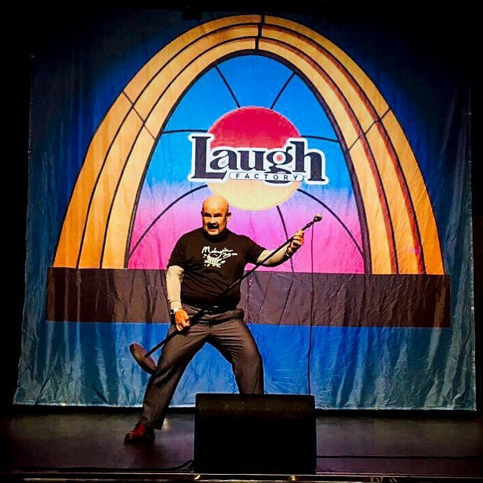 Harith Iskander is a step away to become world's funniest man