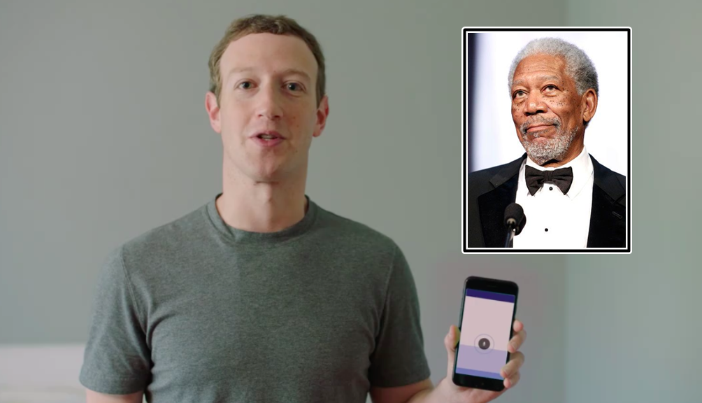 Mark Zuckerberg's Jarvis AI system is voiced by Morgan Freeman
