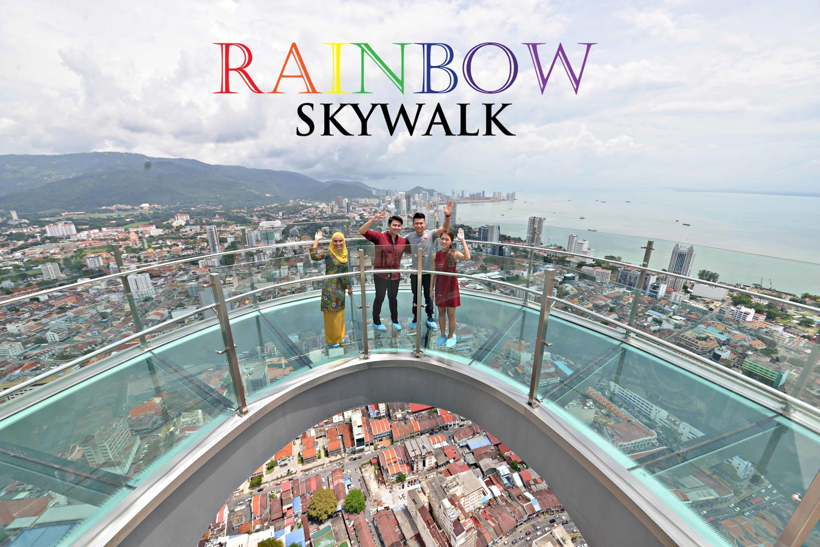 KOMTAR set to host the highest skywalk in Malaysia