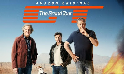 The trailer for Jeremy Clarkson s new car show The Grand Tour is here