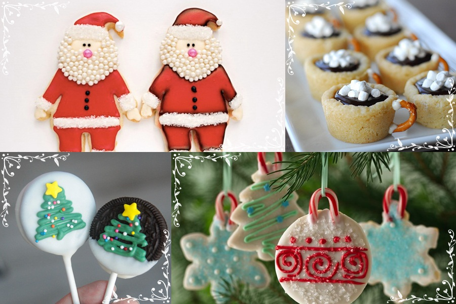 10 adorable cookies to make and eat during Christmas