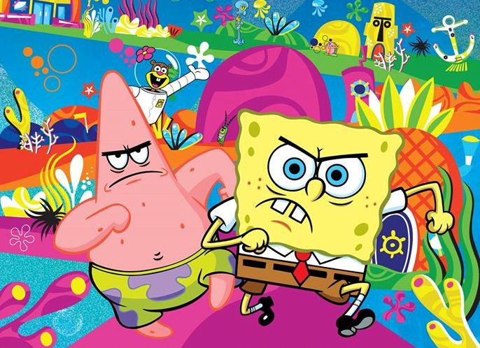 Spongebob and friends are running to Malaysia this March