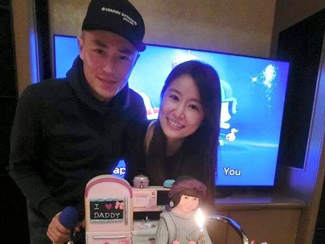 Ruby Lin and Wallace Huo welcome baby girl