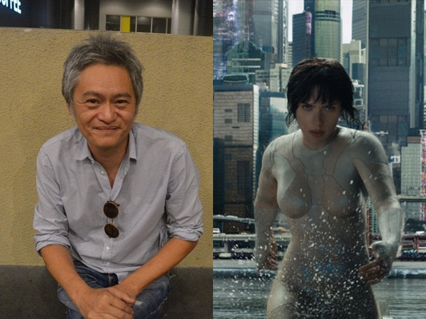 """Malaysian actor Pete Teo to appear in """"Ghost in the Shell"""""""