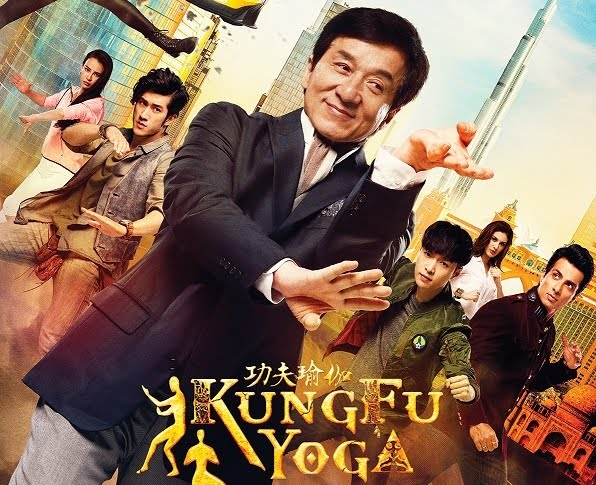 """Meet Jackie Chan at the """"Kung Fu Yoga"""" Star Tour in KL!"""