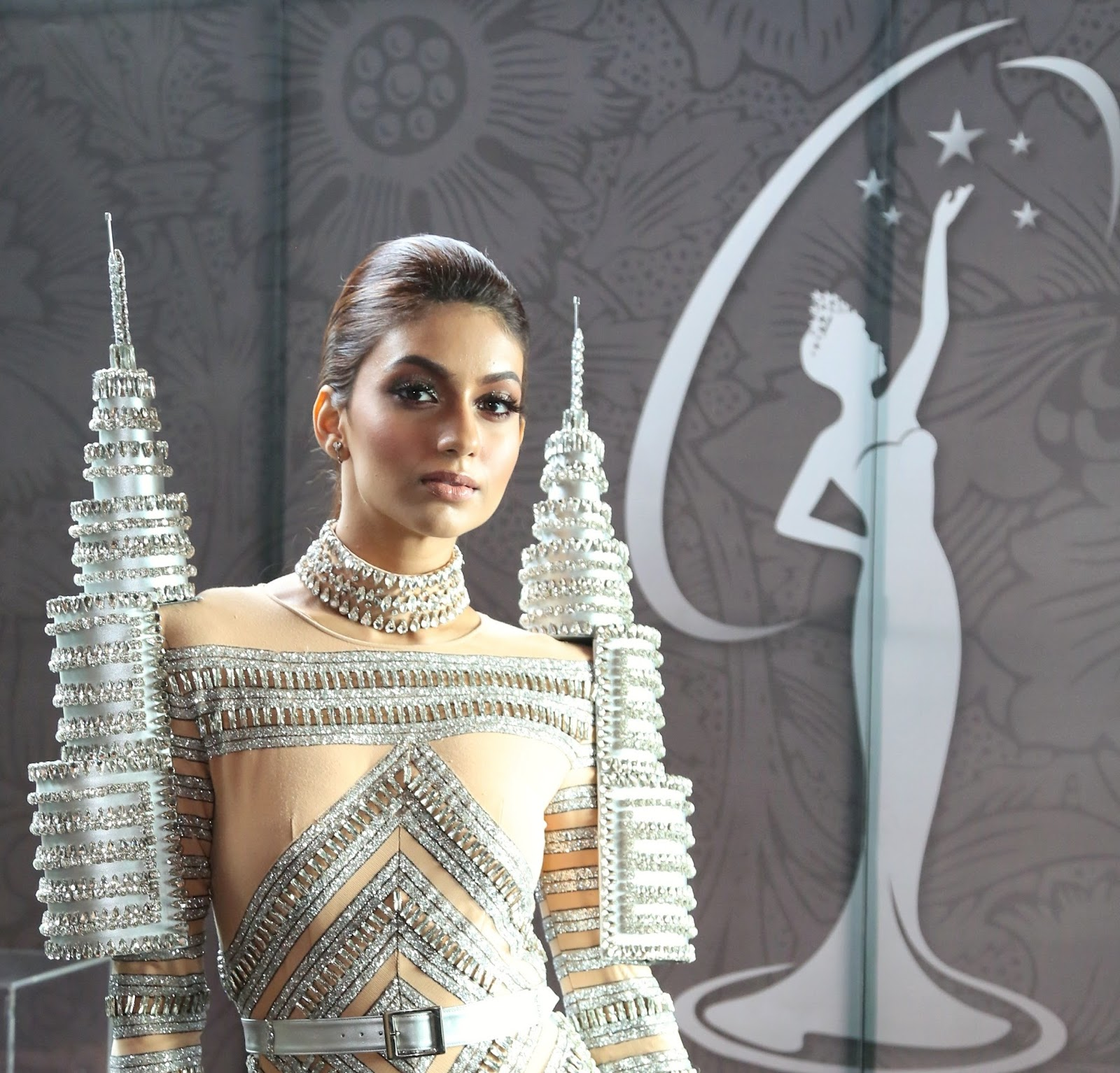 Check out Malaysia's eccentric national costume for Miss Universe