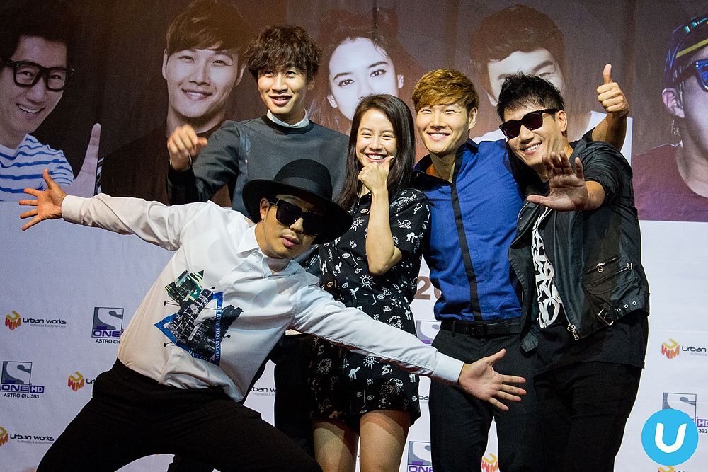 """""""Running Man"""" cast to go on their very last Asia tour"""