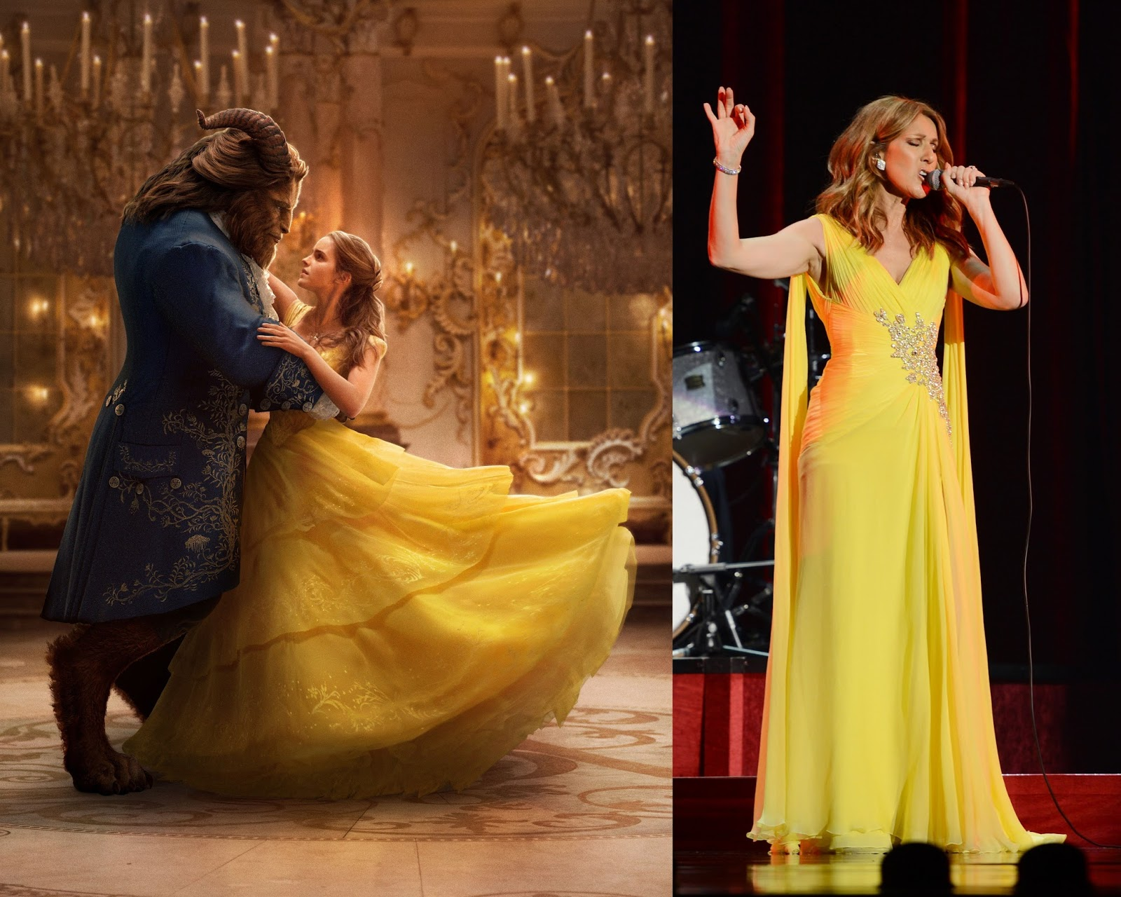 """Celine Dion to sing new song for """"Beauty and the Beast"""""""