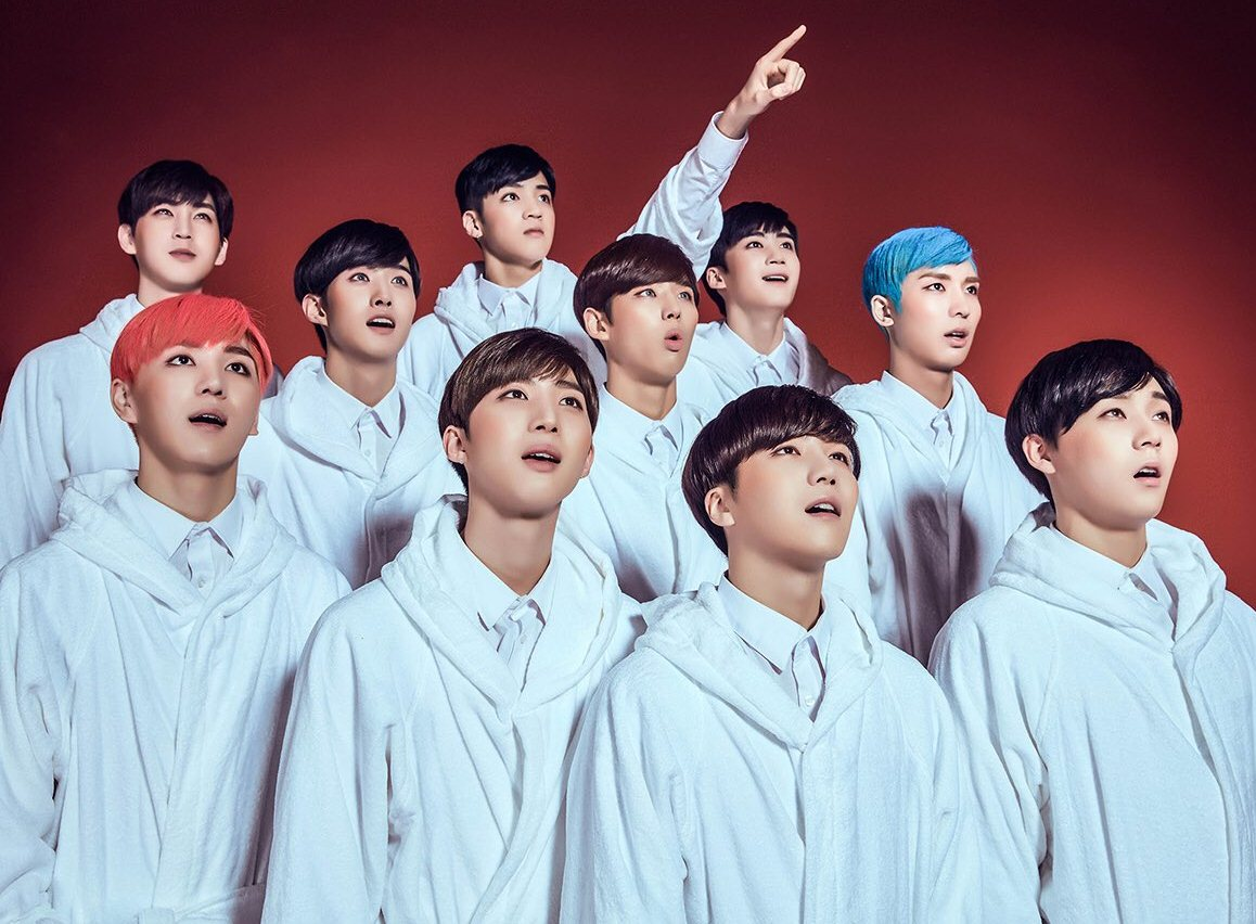Update: PENTAGON first show in Singapore postponed to June
