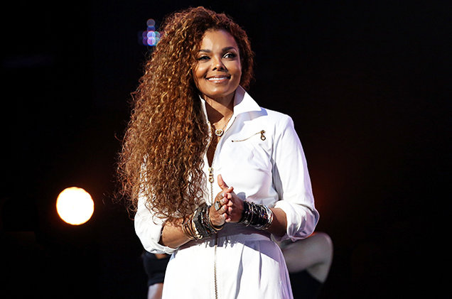 Janet Jackson and other celebs with late pregnancies