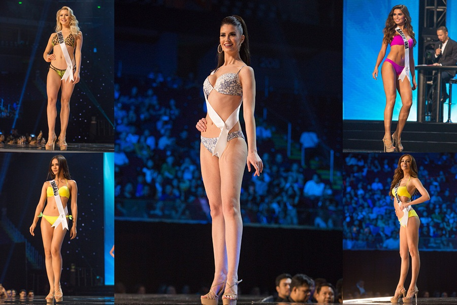 [Photos] Miss Universe 2016 contestants in the swimsuit competition!